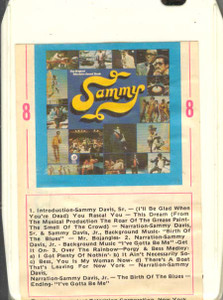 SAMMY DAVIS JR: Original Television Soundtrack Sammy