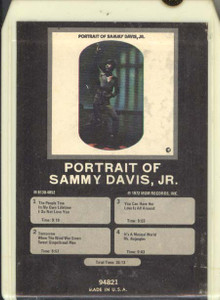 SAMMY DAVIS JR.:Portrait Of Sammy Davis Jr.
