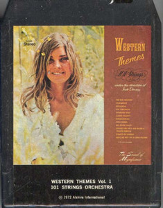 101 STRINGS ORCHESTRA: Western Themes - Volume 1 -6512