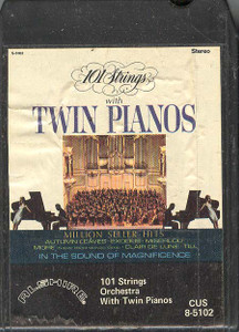 101 STRING ORCHESTRA: 101 Strings With Twin Pianos