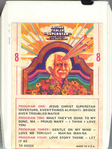 ARTHUR FIEDLER And THE BOSTON POPS: Arthur Fiedler Superstar