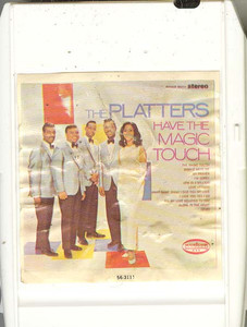 THE PLATTERS: The Platters Have the Magic Touch -32707