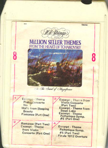 101 STRINGS: 101 Strings Play Million Seller Themes from the Heart of Tchaikovsky
