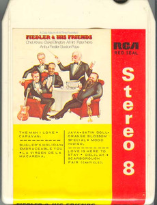 ARTHUR FIEDLER & BOSTON POPS  Fiedler & His Friends