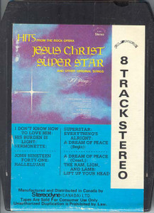 101 STRINGS  Hits from the Rock Opera Jesus Christ Super Star