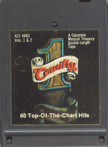 #1 Country 60 Top-Of-The Chart Hits Volume 1 & 2