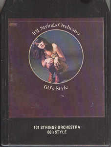 101 STRINGS ORCHESTRA: 60's Style