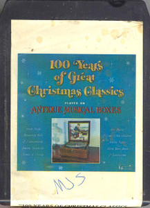 100 Years Of Christmas Classics Played On Antique Music Boxes