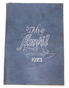 1923 The Anvil Union City High School Yearbook - Union City, PA