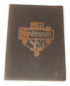 1927 The Spokesman Central High School Yearbook - Erie, PA