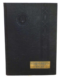 1934 The Blue and Gold, Derry Township High School Yearbook - Derry, PA
