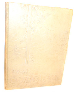 1941 Oneonta State Teacher's College University Yearbook - Oneonta, NY