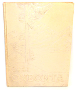 1941 Oneonta State Teacher's College Yearbook - Oneonta, NY