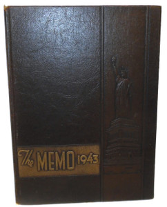 1943 The Memo, St. Mary's Catholic / Elk County Christian High School Yearbook - St. Marys, PA