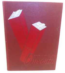 1944 Oneonta State Teacher's College University Yearbook - Oneonta, NY
