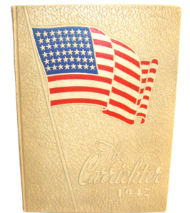 1945 Carrickter Carrick High School Yearbook - Pittsburgh, PA