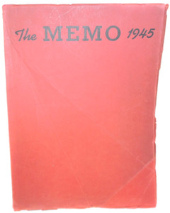1945 The Memo, St. Mary's Catholic / Elk County Christian High School Yearbook - St. Marys, PA