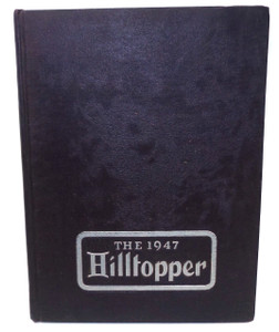 1947 The Hilltopper Fredonia High School Yearbook - Fredonia, NY