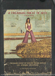 101 STRINGS: A Treasure Chest of Hits by Irving Berlin