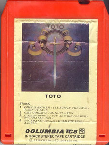 TOTO   Self-Titled