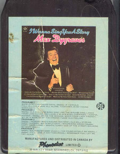 MAX BYGRAVES   I Wanna Sing You a Story