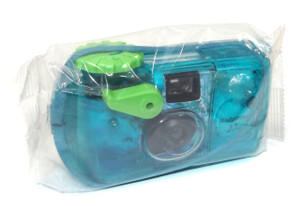 Fujifilm QuickSnap Waterproof NOS Disposable One-Time Use Film Camera