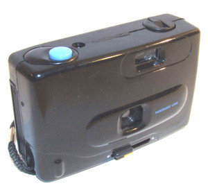 For Parts - Cheap Plastic Unbranded Panoramic 35mm Film Camera
