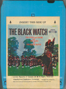 THE BLACK WATCH cond. Duncan Beat: The Pipes and Drums and the Band of the Black Watch
