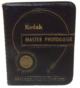1951 Eastman Kodak Master Photoguide Photography Book