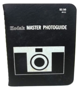 1970 Eastman Kodak Master Photoguide Photography Book