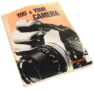 You & Your Camera, Seventh Edition Photography Book, 1978