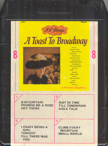 101 STRINGS: A Toast to Broadway