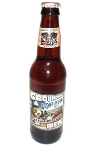 Vintage 2005 Unopened Groundhog Day Brew Beer Straub Beer Bottle - Punxsutawney, PA