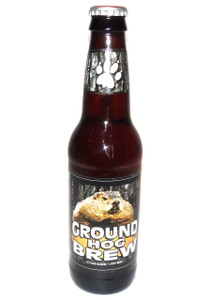 Vintage 2006 Unopened Groundhog Day Brew Beer Straub Beer Bottle - Punxsutawney, PA