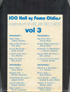 100 Hall of Fame Oldies - Vol. 3
