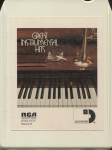Sessions Presents Great Instrumental Hits
