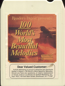 100 World's Most Beautiful Melodies - Tape 2