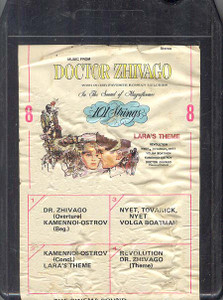 101 STRINGS  Music From Doctor Zhivago