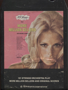 101 Strings Orchestra: Play More Million Sellers and Original Scores -3625