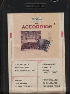 101 Strings Orchestra: 101 Strings Plus Accordion