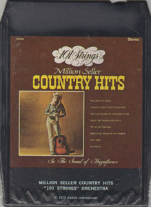101 Strings Orchestra: Million Seller Country Hits
