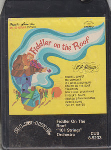 101 Strings Orchestra: Fiddler on the Roof -2586