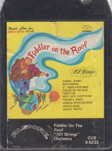 101 Strings Orchestra: Fiddler on the Roof -2584