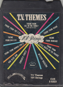 101 Strings Orchestra: TV Themes
