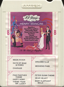 101 Strings Orchestra: 101 Strings Play Henry Mancini Favorites