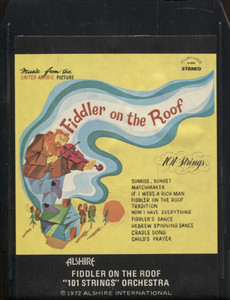 101 Strings Orchestra: Fiddler on the Roof -3652