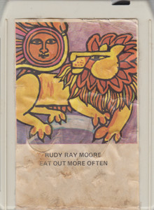 Rudy Ray Moore This Pussy Belongs To Me 8 Track Tape Cartridge For Sale Catch it while you can! anticuria