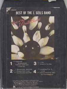 J. Geils Band: Best of the J. Geils Band