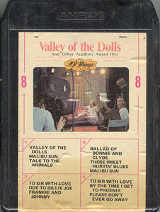 101 STRINGS Valley of the Dolls and Other Academy Award Hits