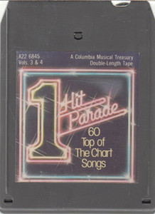 #1 Hit Parade, 60 Top-of-the-Chart Songs - Volumes 3 & 4